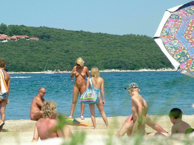Photo nudism in Germany [FKK bilder]