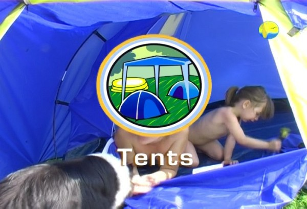 Tents - Naturist freedom family nudism video [720×480 | 01:11:28 | 4.2 GB]