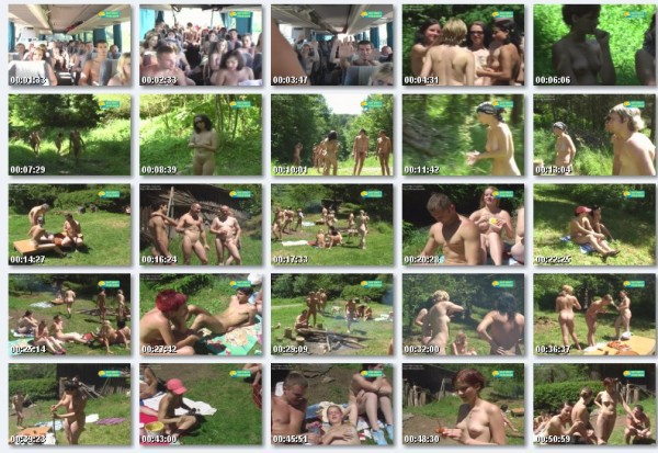 Summer Vacation - Naturist freedom family nudism video [720×480 | 00:55:27 | 849.58 MB]