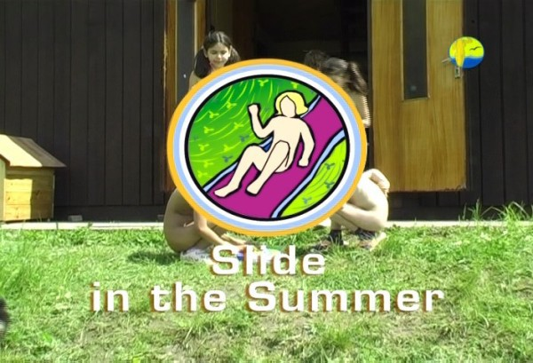 Slide in the Summer - Naturist freedom family nudism video [720×480 | 01:21:16 | 3.8 GB]