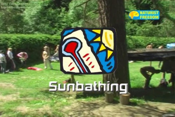 Sunbathing - Naturist freedom family nudism video [720×480 | 00:54:58 | 841.44 MB]