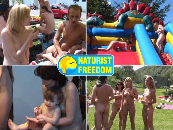 Veronica has become a mother - Naturist freedom family nudism video [720x480 | 26:31:13 | 3.9 GB]