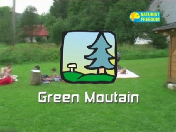 Green Moutain - Naturist freedom family nudism video [720x480 | 00:57:15 | 3,9 GB]
