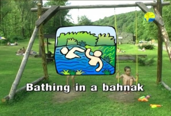 Bathing in a Bahnak - nudist camp video [720x480 | 01:18:56 | 3.9 GB]