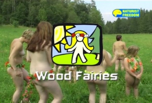 Wood Fairies - Naturist freedom family nudism video [720x480 | 01:06:05 | 4.00 GB]
