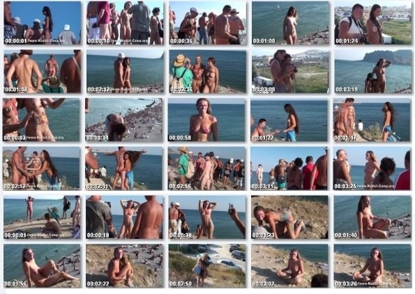 Nudism video young Full HD - Naked beautiful nudist vacation at sea [1920x1080 | 00:25:52 | 448 MB]