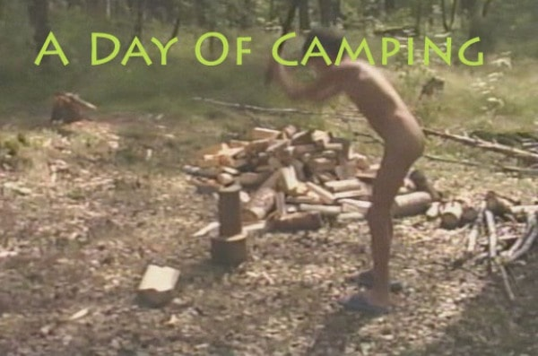Documentary nudism video - A day of camping [720×480 | 00:21:28 | 340 MB]
