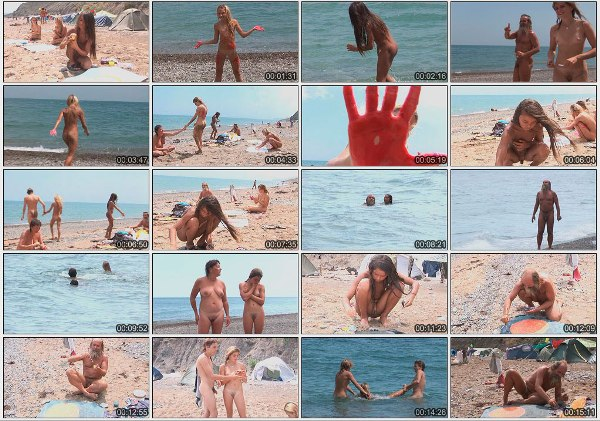 Video nudism - mars & muddy merry making  [720×480 | 01:02:36 | 4,00 GB]