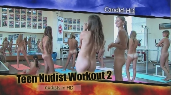 Nudism teen HD video - Teen nudist workout 2 [1280×720 | 01:10:24 | 2,9 GB]