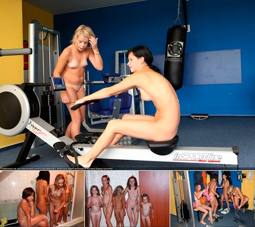 Teen nudists HD - young nudists in the gym [1280×720 | 00:35:21 | 951 MB]