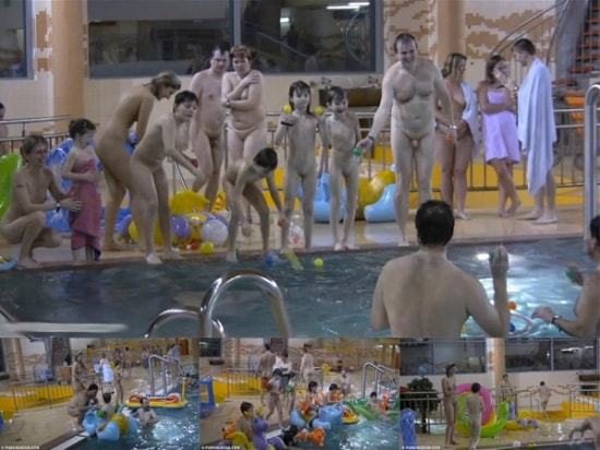 Purenudism HD video - family nudism in the pool [1920x1080 | 00:41:17 | 1.7 GB]