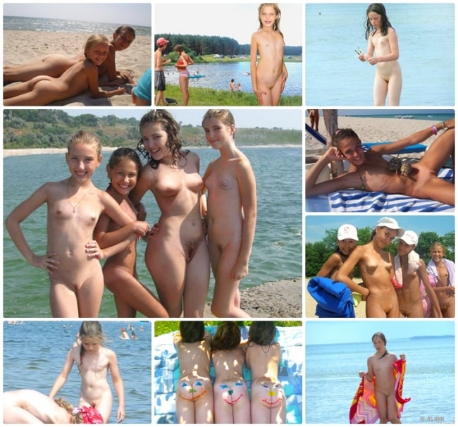 Purenudism photo gallery young and adult nudists (set 3)