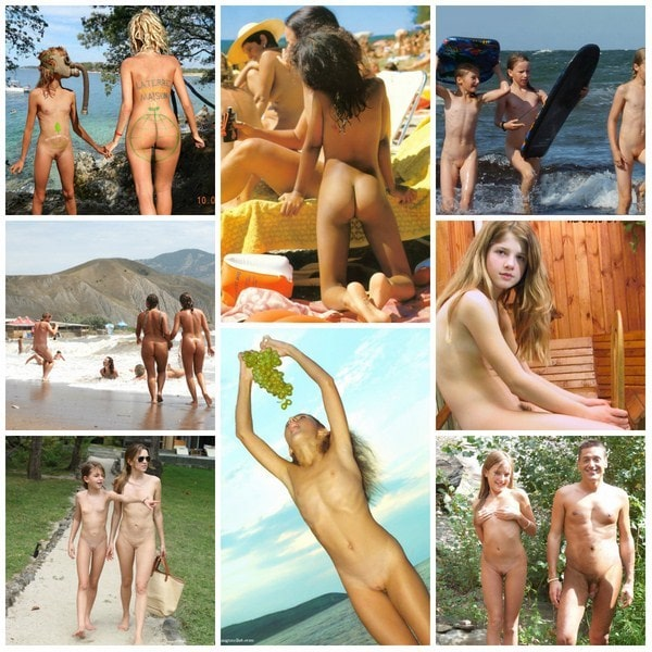 Gallery photos premium family nudism