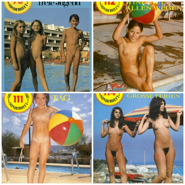 FKK Germany nudism magazine collection - Sonnenfreunde Sonderheft # 1