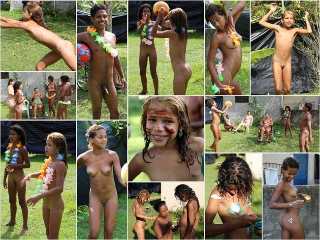 Photos of nudists in Brazil beautiful gallery Purenudism