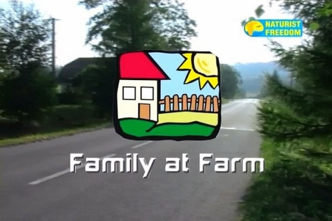 Family at Farm Naturist freedom nudism video [720x576 | 00:56:05 | 682.36 MB]