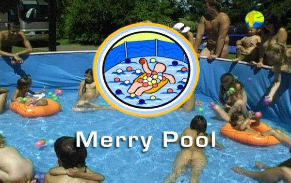 Merry Pool - Naturist freedom family nudism video [720×480 | 01:03:16 | 4 GB]