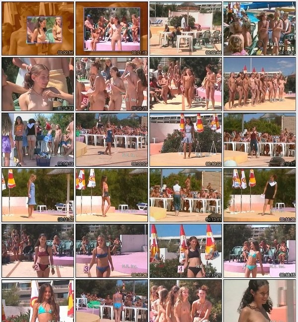 Teen girls nudists video - Junior miss pageant contest in France [720×480 | 02:45:24 | 6,4 GB]