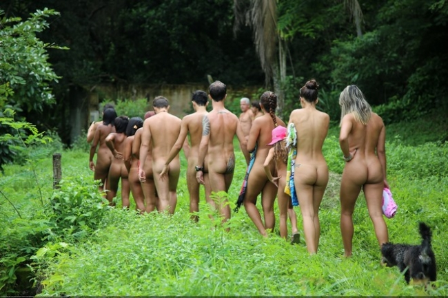 Brazil is a paradise for lovers of naked recreation photo gallery Purenudism pt.1