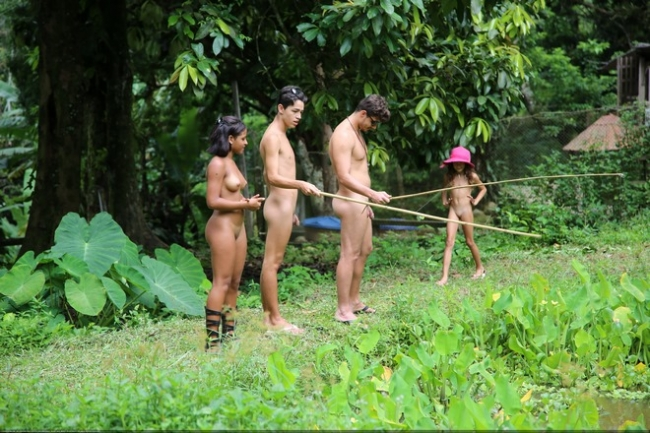 Nudists in Brazil - Lush Green Travels photo pt.2